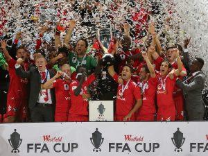 FFA Cup Final 2014