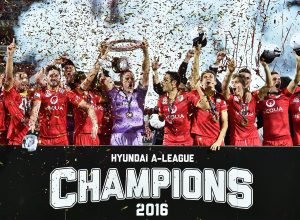 A-League Grand Final - Adelaide v Western Sydney